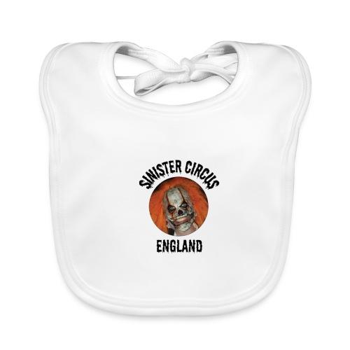 Sinister circus England - Baby Organic Bib
