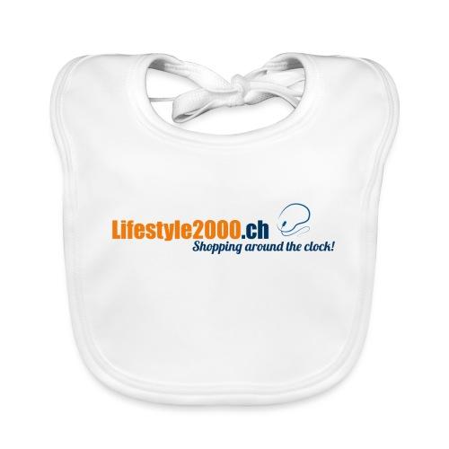 lifestyle 2000 Original Logo - Baby Bio-Lätzchen