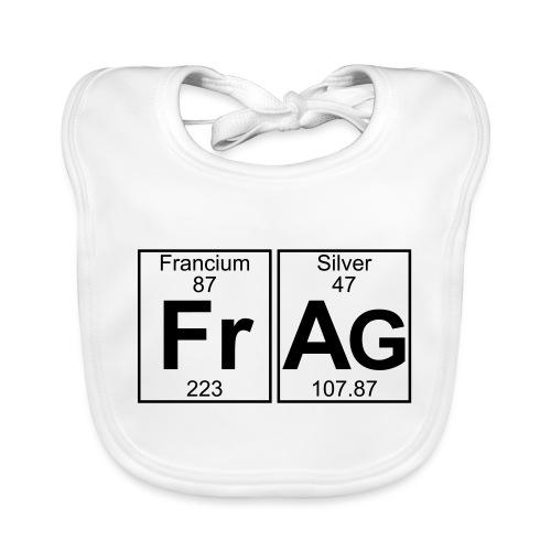 Fr-Ag (frag) - Full - Baby Organic Bib