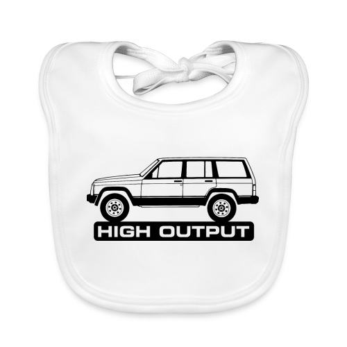 Jeep XJ High Output - Autonaut.com - Organic Baby Bibs