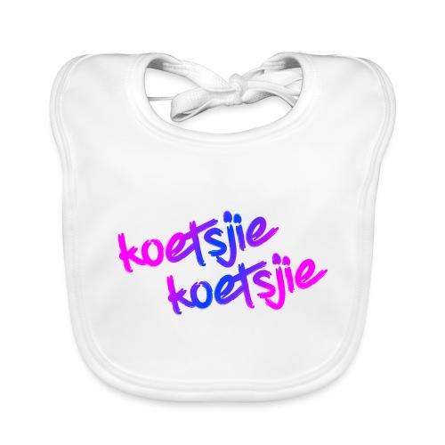 Koetsjie Koetsjie - Bio-slabbetje voor baby's