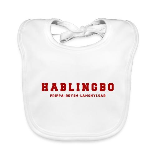 HABLINGBO - Ekologisk babyhaklapp