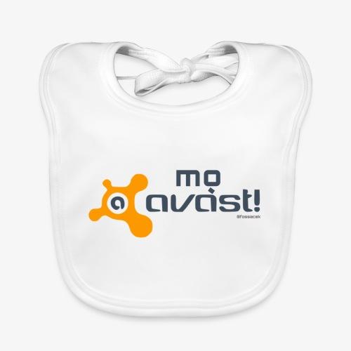 Avast! - Bavaglino ecologico per neonato