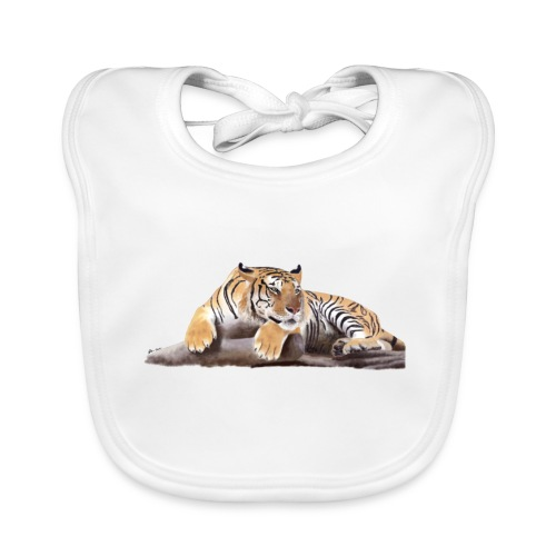 Tiger - Organic Baby Bibs