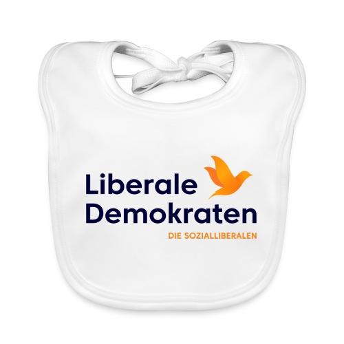 Logo Liberale Demokraten - Baby Bio-Lätzchen