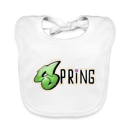 70 spring - Baby Bio-Lätzchen