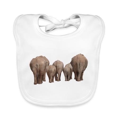 elephant 1049840 - Bavaglino ecologico per neonato