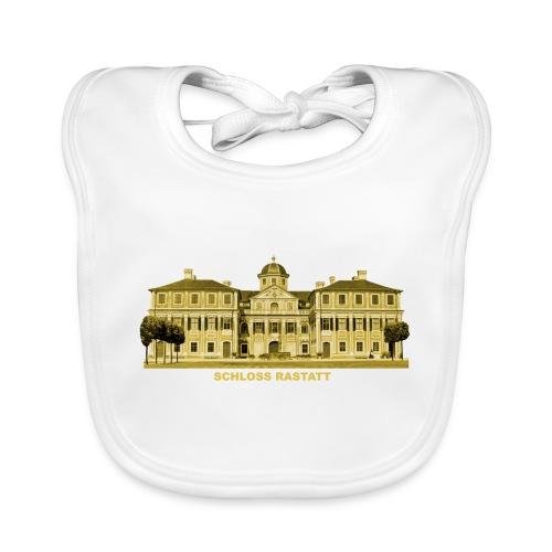 Rastatt Schloss Residenz Barock Baden-Baden - Baby Bio-Lätzchen