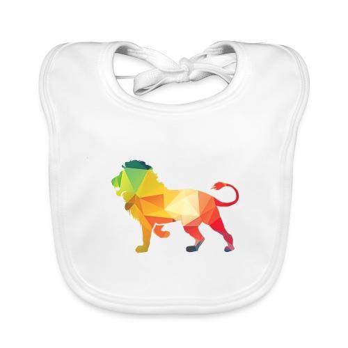 lion - Bio-slabbetje voor baby's