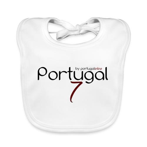 Portugal 7 - Bavoir bio Bébé