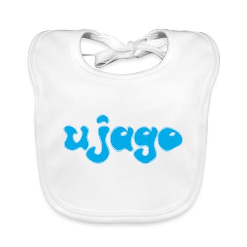 ujago_hellblau - Baby Bio-Lätzchen