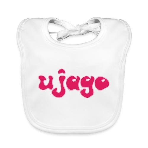 ujago magenta - Baby Bio-Lätzchen