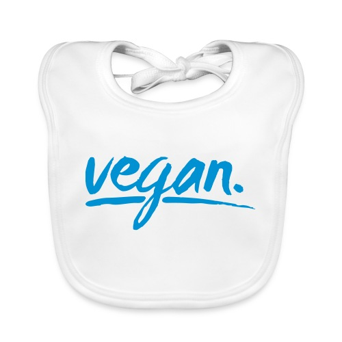 vegan - simply vegan ! - Baby Bio-Lätzchen