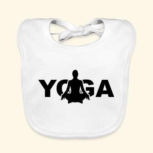 yoga 3 - Bavoir bio Bébé