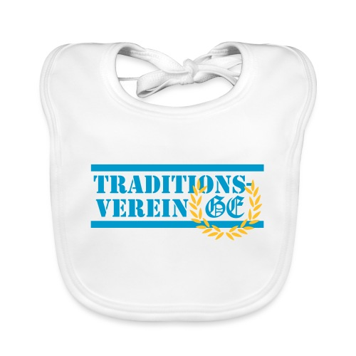 Traditionsverein - Baby Bio-Lätzchen
