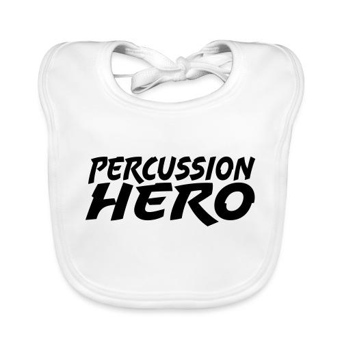 Percussion Hero - Baby Organic Bib