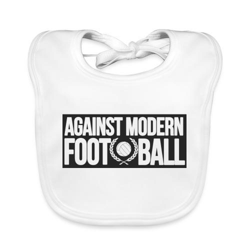 #AgainstModernFootball - Ekologisk babyhaklapp