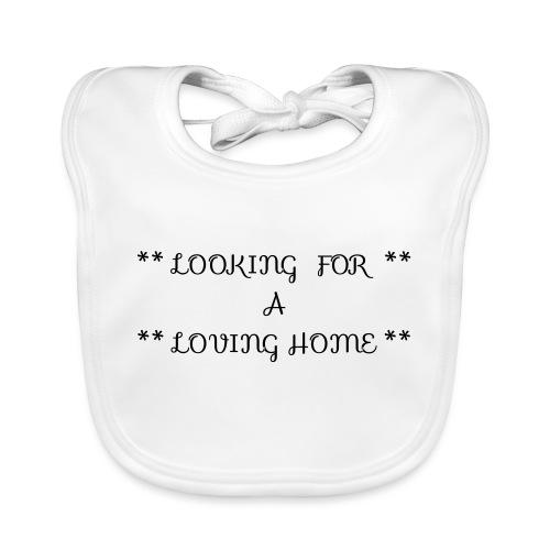 Loving home - Vauvan luomuruokalappu