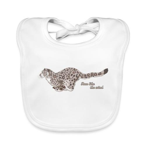 Snow Leopard: Run Like the Wind - Ekologiczny śliniaczek