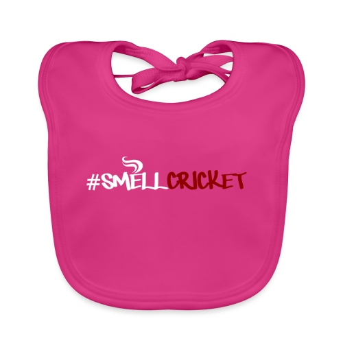 SmellCricket16 - Baby Organic Bib