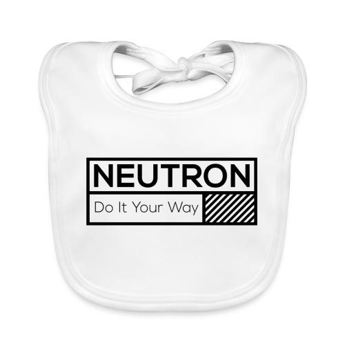 Neutron Vintage-Label - Baby Bio-Lätzchen