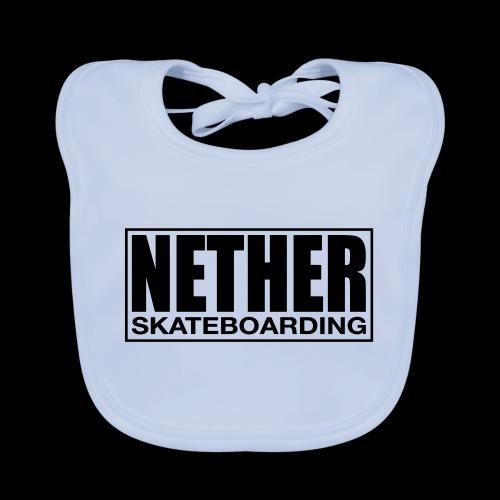 Nether Skateboarding T-shirt White - Bavaglino