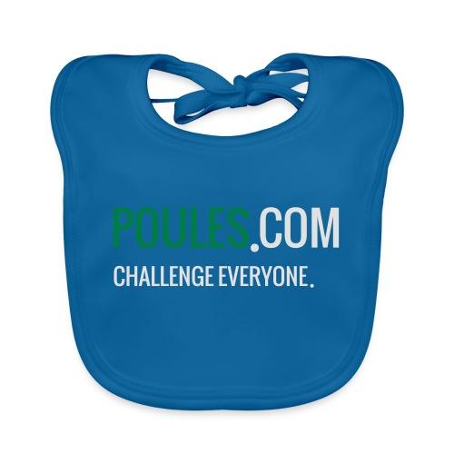 Challenge Everyone - Bio-slabbetje voor baby's