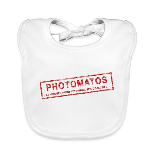PhotoMatos - Bavoir bio Bébé