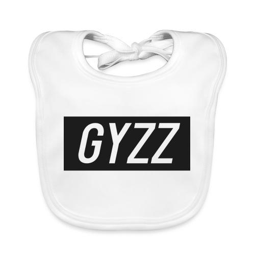 Gyzz - Baby økologisk hagesmæk