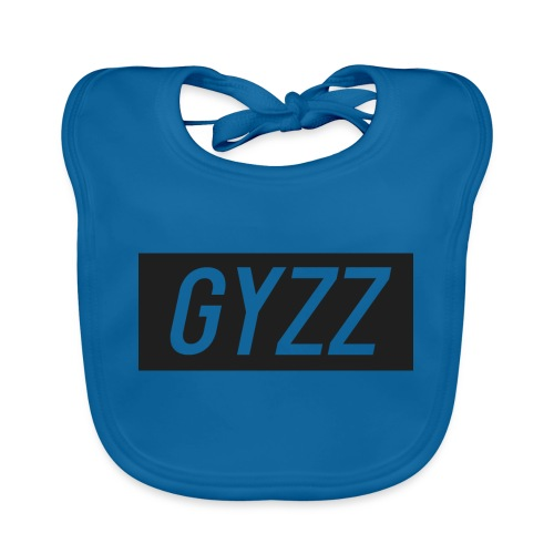 Gyzz - Hagesmække af økologisk bomuld