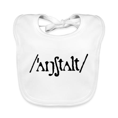/'angstalt/ logo - Baby Bio-Lätzchen