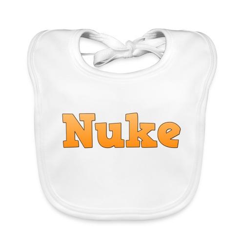 Nuke - Baby Organic Bib