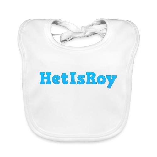 HetIsRoy - Bio-slabbetje voor baby's