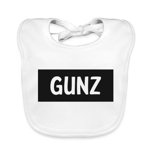 Gunz - Baby økologisk hagesmæk