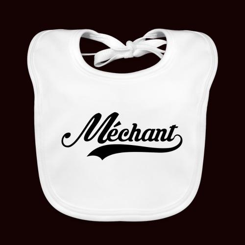 mechant_logo - Bavoir bio Bébé