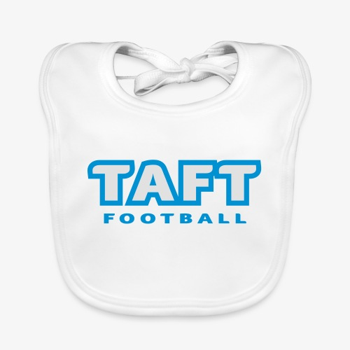 4769739 124019410 TAFT Football orig - Vauvan luomuruokalappu