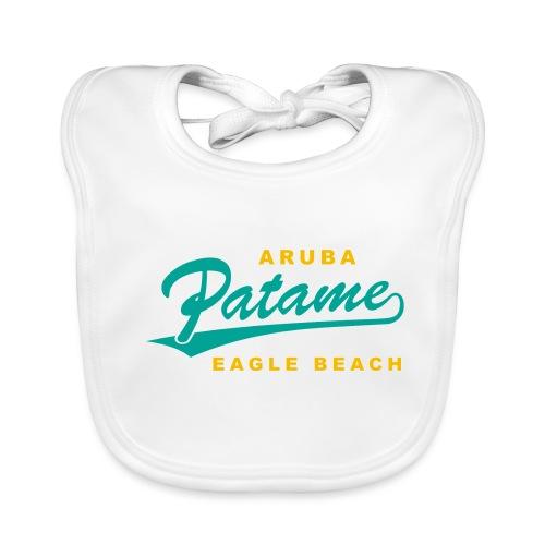 Patame Eagle Beach - Baby Bio-Lätzchen