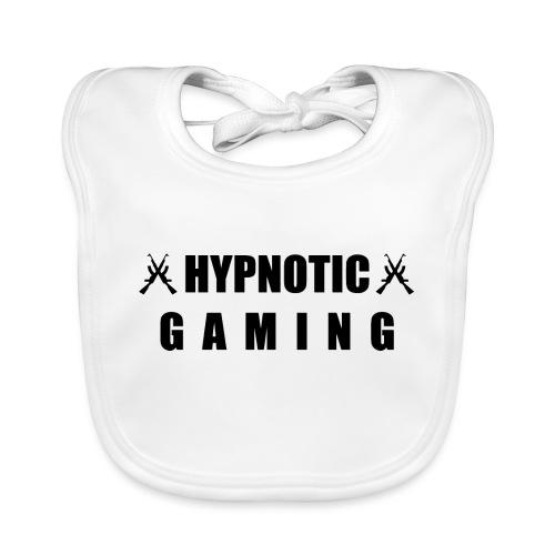 Hypn0ticTryck - Ekologisk babyhaklapp