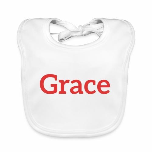 grace - Baby Organic Bib