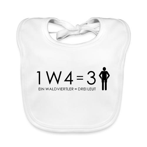 1W4 3L - Baby Bio-Lätzchen