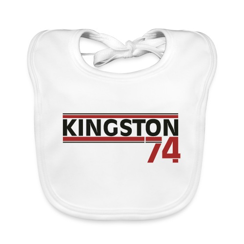 Kingston 74 - Bavoir bio Bébé