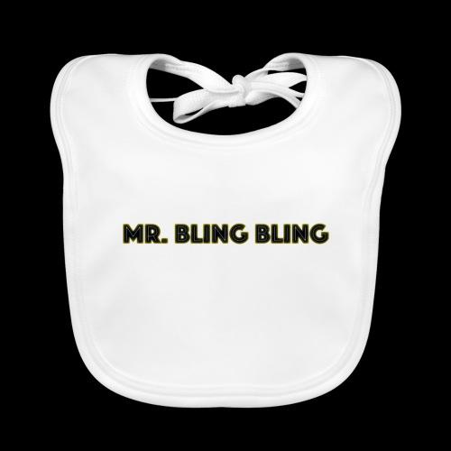 bling bling - Baby Bio-Lätzchen