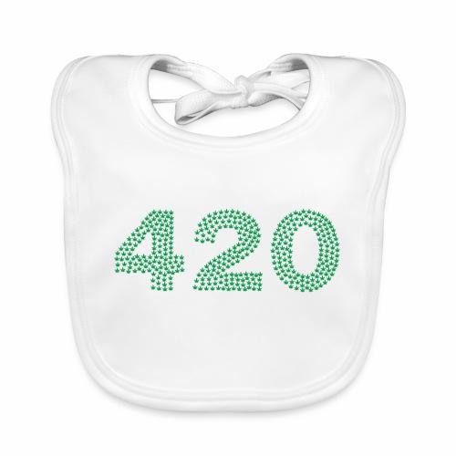 420 - Bavaglino ecologico per neonato