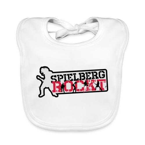 Spielberg Rockt - Baby Bio-Lätzchen