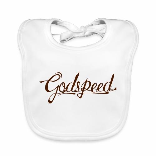 Godspeed 2 - Vauvan luomuruokalappu