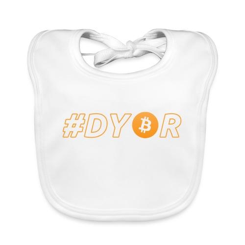 DYOR - option 3 - Organic Baby Bibs