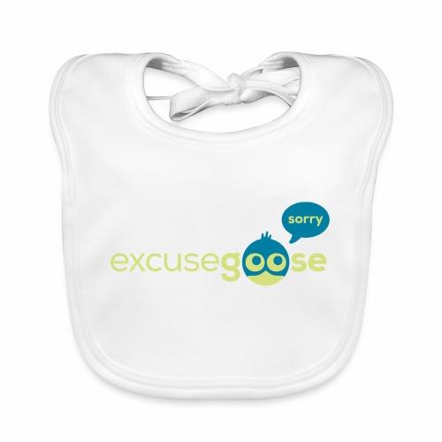 excusegoose 01 - Baby Bio-Lätzchen