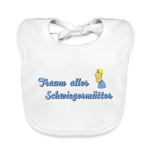 Traum aller Schwiegermütter - Baby Bio-Lätzchen