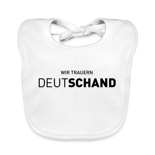 WIR TRAUERN Deutschand - Baby Bio-Lätzchen