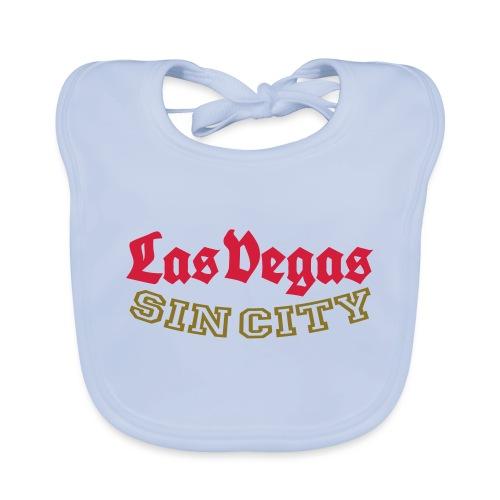 LAS VEGAS SIN CITY - Baby Organic Bib